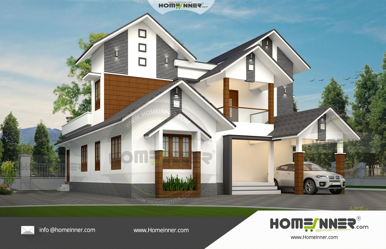 20 Lakh 4 BHK 2330 sq ft Kannur Villa