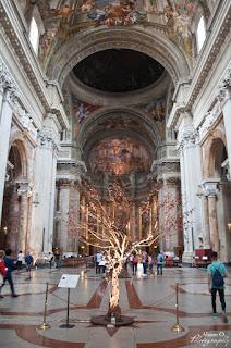 Eglise Saint-Ignace de Loyola - citytrip Rome