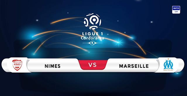 Nimes vs Marseille Prediction & Match Preview