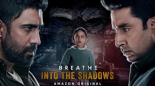 Indian crime drama web series Breathe Into the Shadows