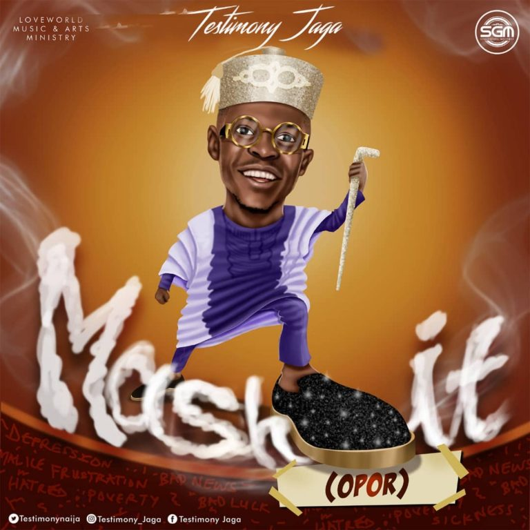 Testimony Jaga - Mash It (O Por) Mp3 Download