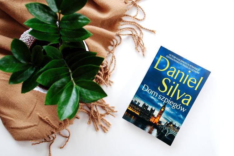 House of Spies, Daniel Silva, kryminał/thriller, książki, recenzje książek, wydawnictwo harper collins