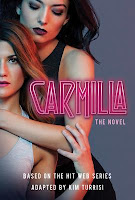 Carmilla by Kim Turrisi cover