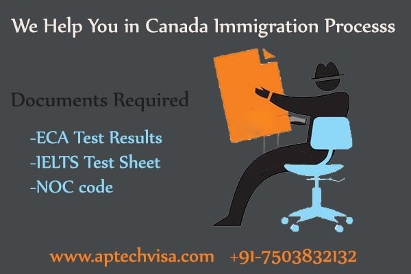 Aptech Visa - Immigration Consultant: Documents for Express Entry