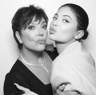 Kylie Jenner fans wonder why she keeps a wax statue of mom Kris Jenner