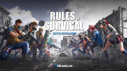 تحميل لعبة rules of survival للاندرويد والايفون : قواعد النجاة 2020 [ رابط مباشر - apk ]