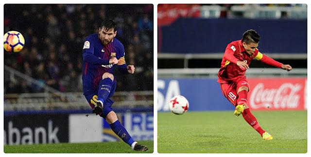 """Quên Công Phượng đi, Quang Hải mới xứng danh """"Messi"""" U23 Việt Nam 3"""