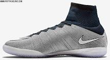 Silverware Silver Nike Mercurial Boots CR7 SE X Proximo