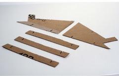 Untuk pola pertama sobat harus membuat dua buah potongan, dan untuk pola kedua sobat harus membuat tiga potongan