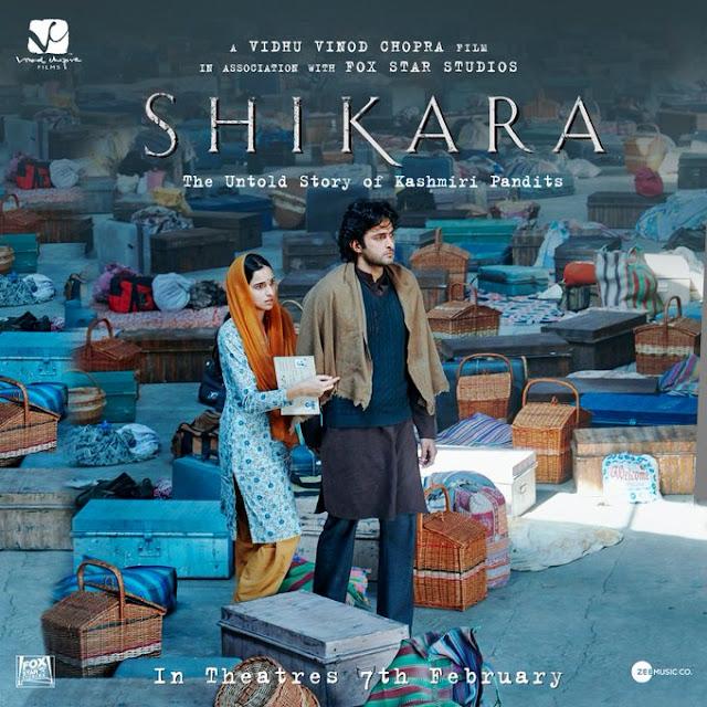 Shikara- story, cast crew and trailer