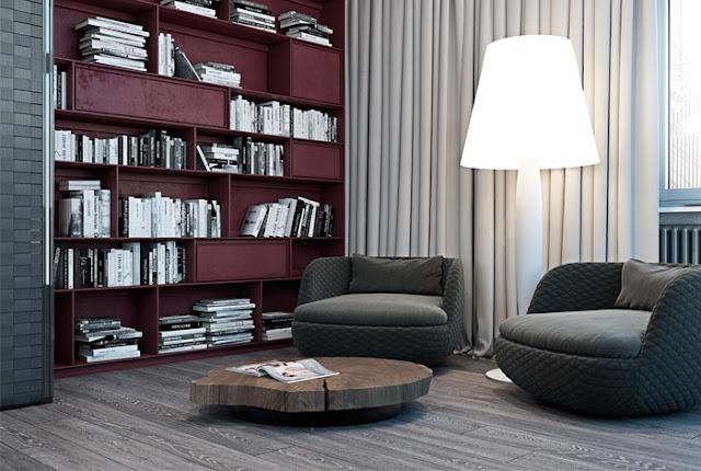 Лучшие дизайн-проекты. Уютная квартира в центре Киева