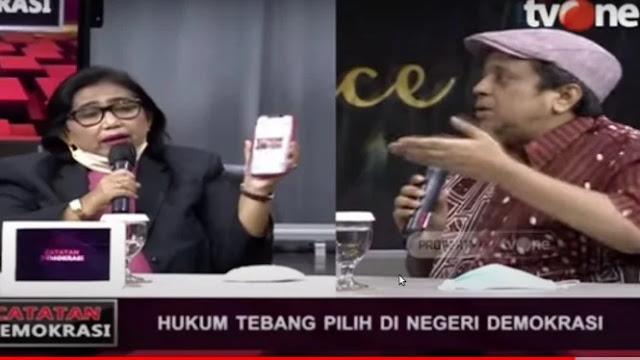 Lewat Haikal Hassan, Istri Yahya Waloni Minta Klarifikasi Irma Nasdem