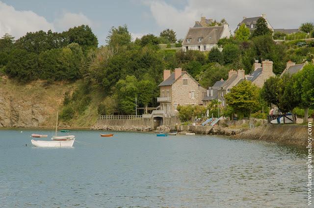 Saint-Suliac viaje Bretaña francesa pueblos bonitos marinero