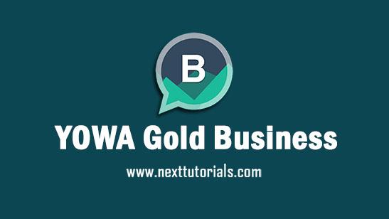 YOWhatsApp Gold Business v4.0 Apk Mod Latest Version Android,Install Aplikasi YOWA Gold Business Update Terbaru 2021,tema wa mod anti banned,whatsapp mod terbaik 2021