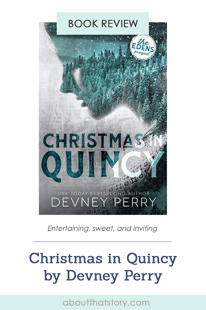 Book Review: Christmas in Quincy by Devney Perry | About That Story