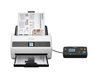Epson WorkForce DS-970N Driver Download