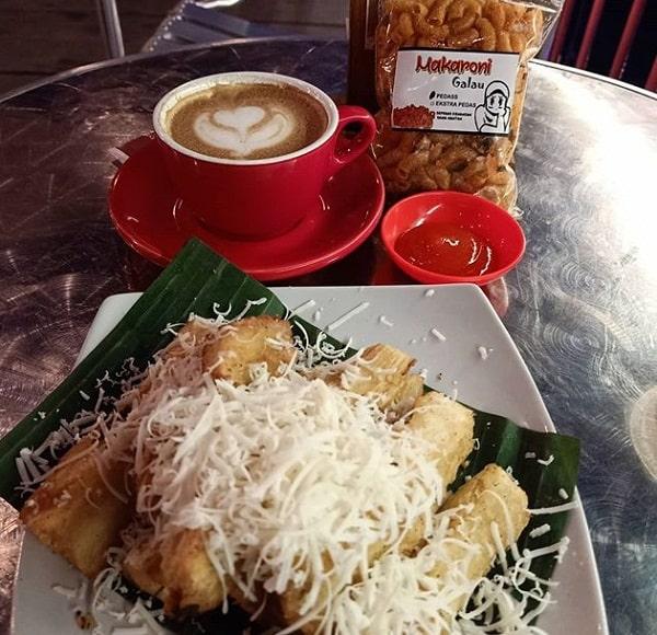 menu kopi kabut sevillage