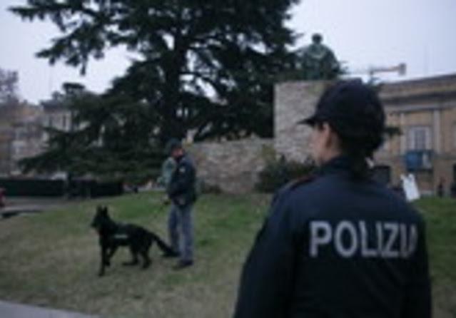 Bologna: arrestato pusher al Pilastro con oltre 500 gr di hashish, decisivo il cane Barak