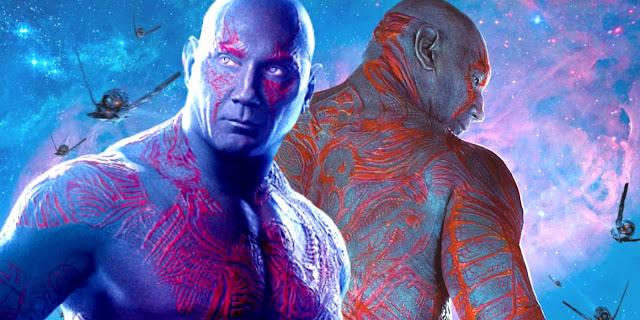 Guardians Of The Galaxy: Vol 3 drax