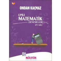 Kültür LYS1 Matematik Denemeleri