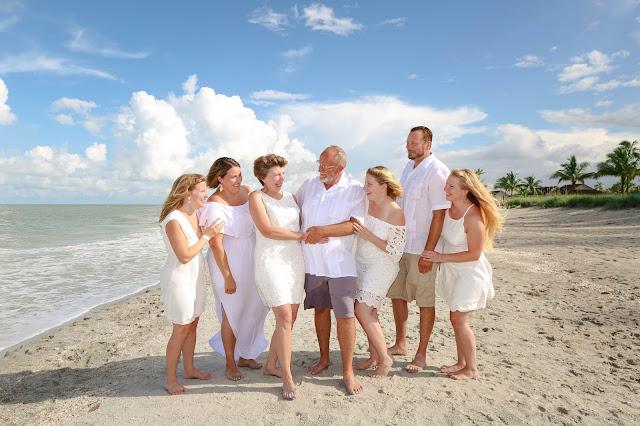 multi generation family photo