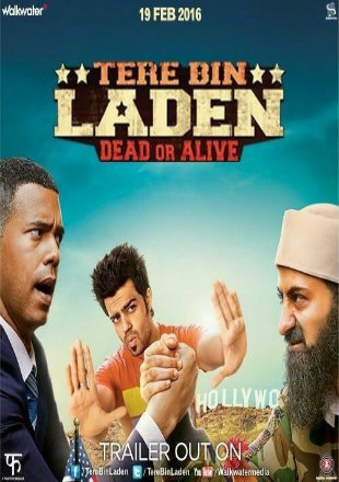 Tere Bin Laden Dead or Alive 2016 Full Hindi Movie Download