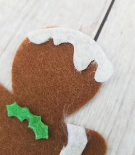 christmas felt crafts