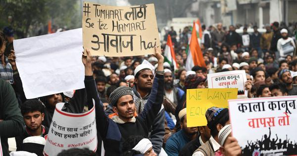 15 Ulama India Ditahan Saat Hendak Demo UU Kewarganegaraan