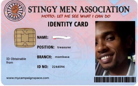 Stingy Men Association (SMAK)  originated
