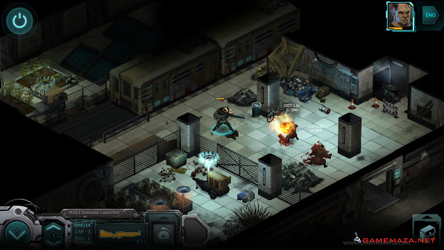 Shadowrun Dragonfall Screenshot 1