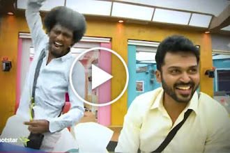 Kadaikutty Singam team in Bigg Boss | 13th July 2018 Promo 1