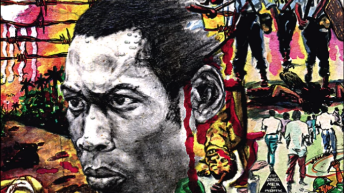 MUSIC: Fela Kuti – Sorrow Tears and Blood