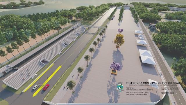 Prefeitura licita segunda fase das obras do Velofoz