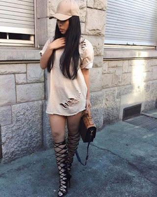 Outfits con GORRA perfectos para verte CUTE