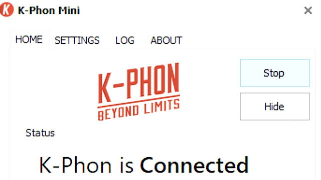 K-phon mini full setup free download