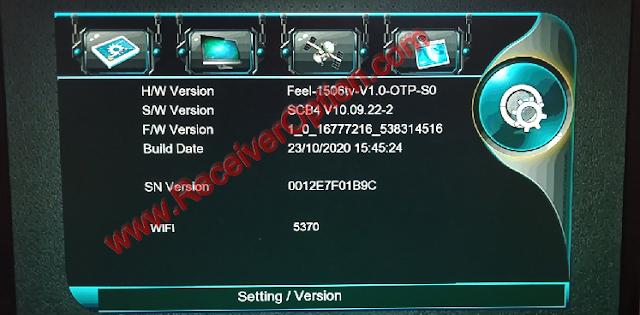 SUNPLUS 1506TV 512 4M NEW SOFTWARE WITH FERRARI IPTV & ECAST OPTION