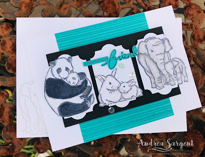 Stampin Up, 2020, blog hop, Art With Heart, Andrea Sargent, Wildly Happy, 2020,