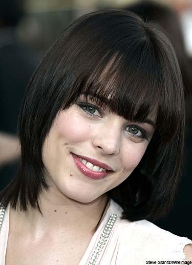 Hot Wallpaper Rachel Mcadams Short Hair