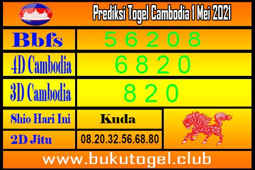 Kamboja Toggle Forecast 1 Mei 2021