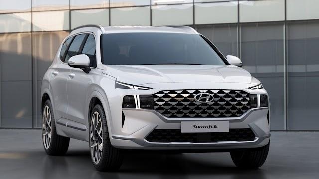 2021 Hyundai Santa