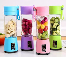 Portable and Rechargeable Barter Juice Blender <p>Rp100.000</p>