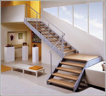 Apuntes revista digital de arquitectura alternativas a for Escalera de madera 5 pasos