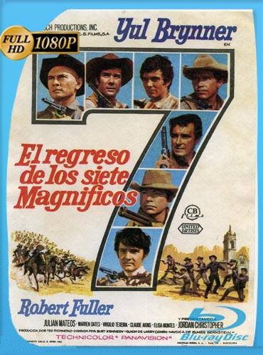 El Regreso De Los Siete Magnificos (1966)HD [1080p] Latino [GoogleDrive] SilvestreHD