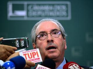 Aliados de Cunha, paraibanos se manifestam contra decisão do STF