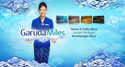 Program Air Miles Terbaik Di Indonesia - Garuda Miles by Garuda Indonesia