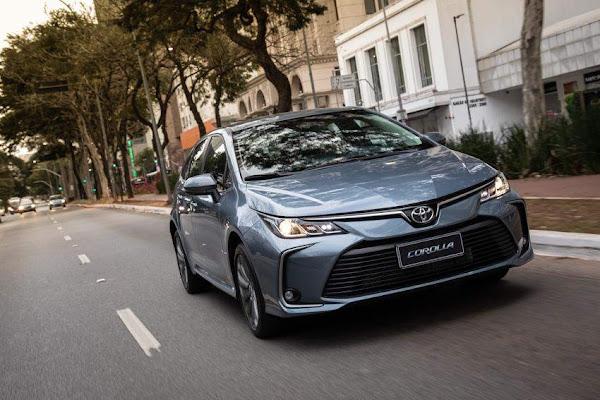 Toyota Corolla 2022 Sedã - preço de assinatura
