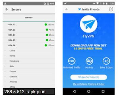 FlyVPN Pro