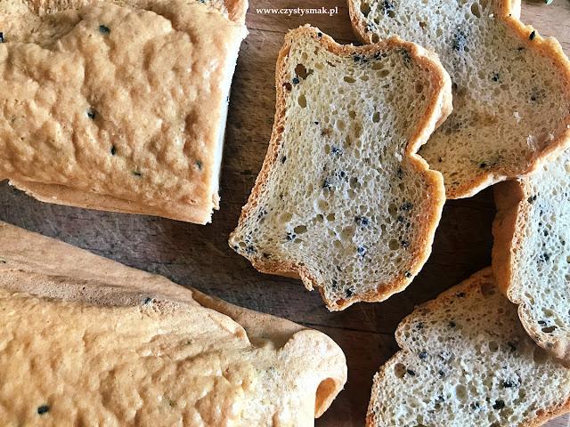 Keto chleb na białkach