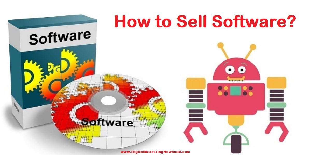 Learn How to Sell Software?