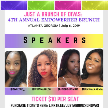 Just A Brunch Of Diva: 4th Annual EmpowerHer Brunch!